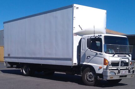 Brisbane Removalist - Move Worry Free...large truck from $80/hour Virginia Brisbane North East Preview