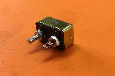 30 AMP CIRCUIT BREAKER  2 X 10/32 THREADED POLE HARLEY DAVIDSON SOLD IN SINGLES