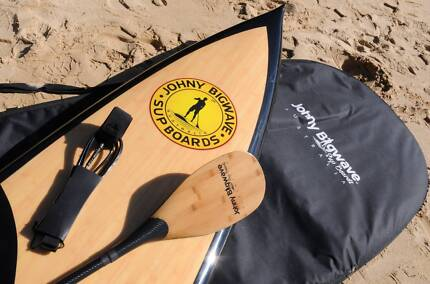 "12'6"" Stand Up Paddle SUP Race package Wattle Grove Liverpool Area Preview"