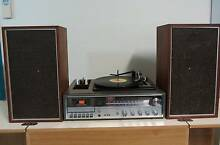 Vintage quality  Turntable AMP & Speakers. East Brisbane Brisbane South East Preview