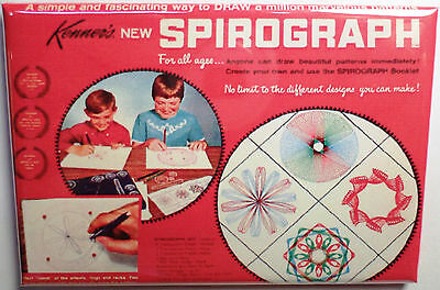 Spirograph Board Game Box 2