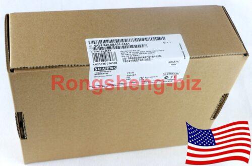"""NEW SIEMENS 6AV6642-0BA01-1AX1 6AV6 642-0BA01-1AX1 5.7"""" LCD TOUCH SCREEN HMI"""