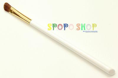 (Pro Cosmetics Makeup Large Angled Eye Shadow Shader Brush - Premium Goat Hair )