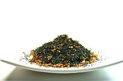 Gyokuro Green Tea with Brown Rice Tea Genmaicha Loose Leaf Tea  1/4  -