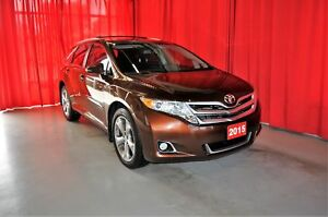 2015 Toyota Venza V6 | LE | AWD | Low KM | Rearview Camera