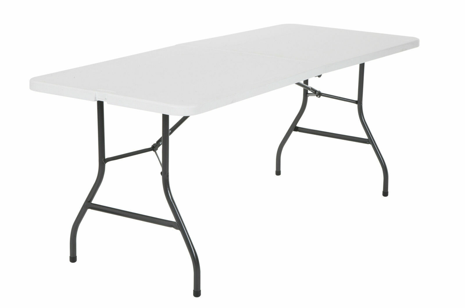 Cosco 6 ft. Centerfold Blow Molded Folding Table