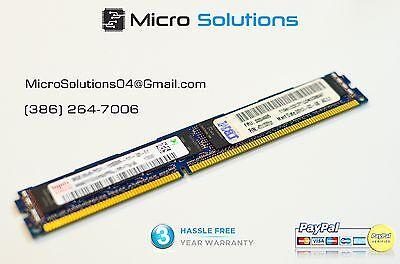 IBM 16GB ECC DDR3-1600 Registered VLP DIMM 90Y3157 90Y3156 90Y3159 - Vlp Dimm Memory