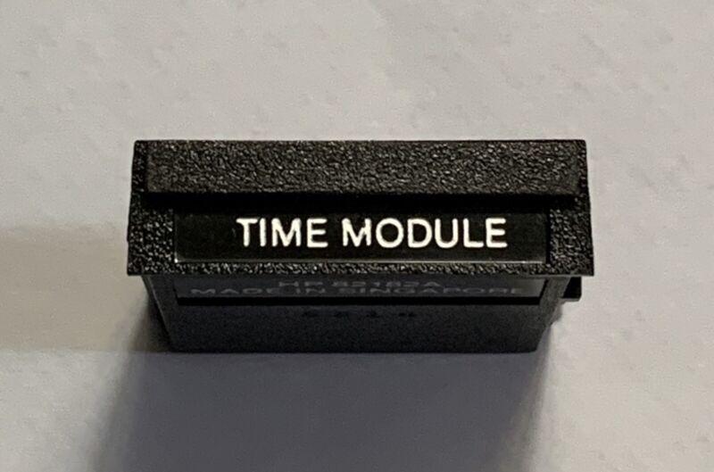 TIME Module for HP 41C / 41CV Calculators