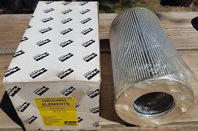 Genuine Parker Microglass Hydraulic Filter 10 Micron G02616 Nos
