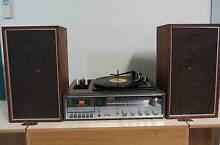 Vintage quality  Turntable AMP & Speakers. East Brisbane Brisbane South East Preview