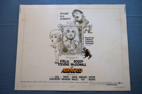 "Vintage Movie Poster, ""Arnold"" (1973)"