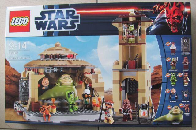 Lego Star Wars 9516 Jabba's Palace Neu & OVP