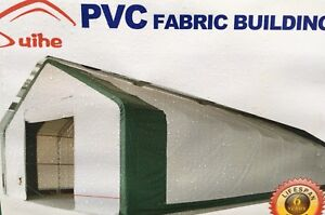 50'x200'Fabric Portable Shelter