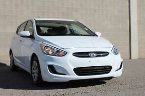 2016 Hyundai Accent GLS keyless entry, heated front seats.