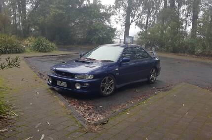 Subaru Impreza WRX 2000 - GC8 Mulgrave Monash Area Preview