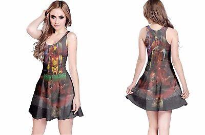 Sexy Insane Clown Posse Beautiful  Dress for Women](Clown Dress)