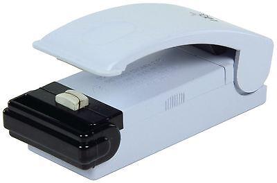 HQ Portable 47mm Heat Sealer for Resealing Snacks, Plastic Bags, Food Sealing