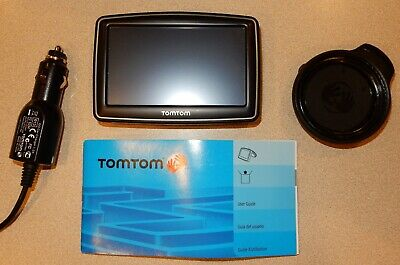 TomTom XL N14644 GPS Navigation System