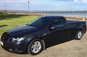 2011 Ford Falcon Ute R6 Walkley Heights Salisbury Area Preview