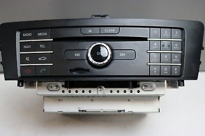 Mercedes Benz W166 X166 C292 GLS RWO Navigationssystem Kopfeinheit A1669000621