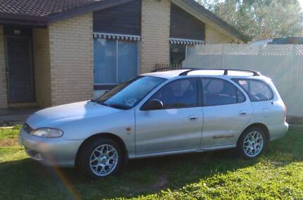 1996 Hyundai Lantra sportswagon Salisbury North Salisbury Area Preview