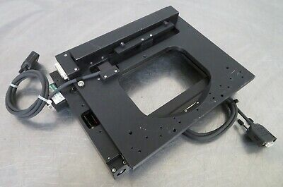 C162551 Motorized Xy Microscope Positioning Stage W Faulhaber Motors Encoders