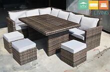 NEW! Casual 6 Piece Outdoor SET ( ALL STOCK MUST GO)! Chatswood Willoughby Area Preview