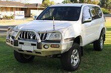 2007 Toyota LandCruiser Wagon, OFF Road ready,  MUST SELL, Jandakot Cockburn Area Preview