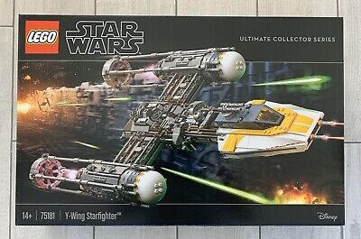 Genuine LEGO Star Wars UCS Y-Wing Starfighter 75181 - Brand New And Sealed