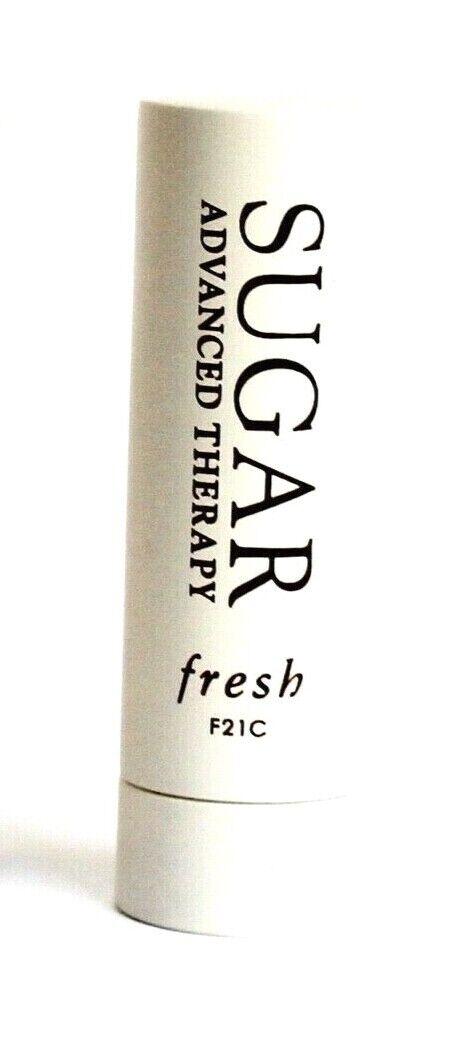 FRESH Sugar Lip Treatment ADVANCED THERAPY Untinted .07 Oz N
