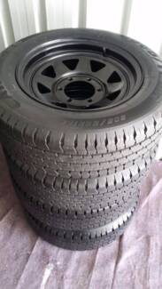 4 goodyear tyres 205/65/15 West Perth Perth City Preview