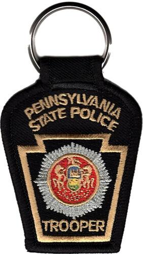 PA. State Police Patch Key Holder