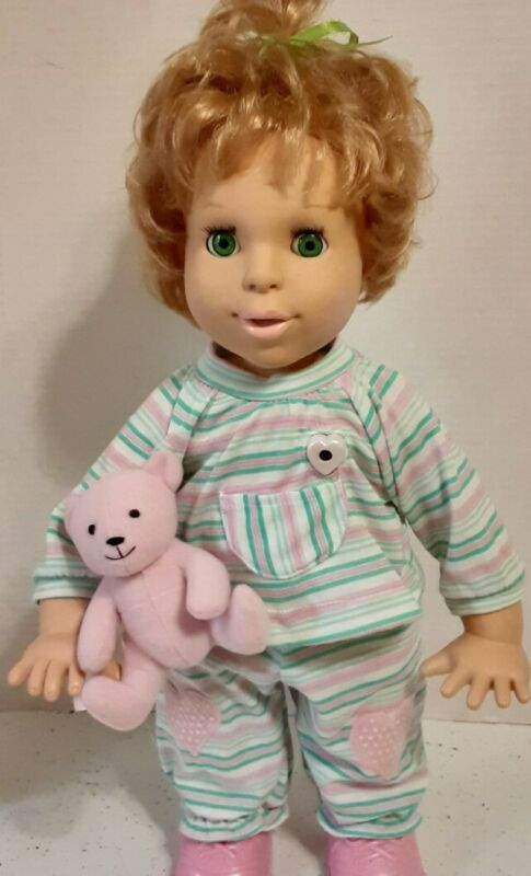 MGA ENTERTAINMENT MY DREAM BABY DOLL , MADE  YEAR  2000