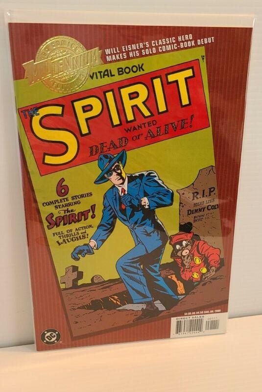DC Comics Millennium Edition - The Spirit: Wanted Dead Or Alive! (2000)