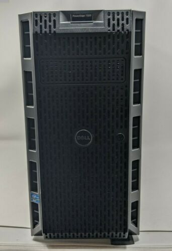 Dell Power Edge T320 Server, Xeon E5-2420@1.90GHz, 32GB RAM, No HDD or O/S