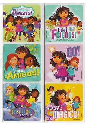 Dora Party Favors (30 Dora and Friends Stickers, 2.5