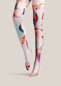 Viken Plan Ladies Fashion Patterned Tights 3D Printed Tattoo Tights Pantyhose