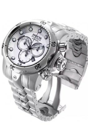 Invicta F0004 reserve chronog SS(model w/ S Steel only 1 on ebay)