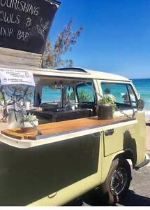 Kombi Coffee Van & Food Truck With Keg Taps Suffolk Park Byron Area Preview