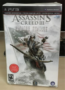 Assassin's Creed III Limited Edition - Playstation 3