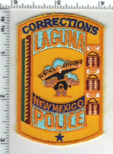 Laguna Police (New Mexico) 1st IssueCorrections Cap/Hat Patch