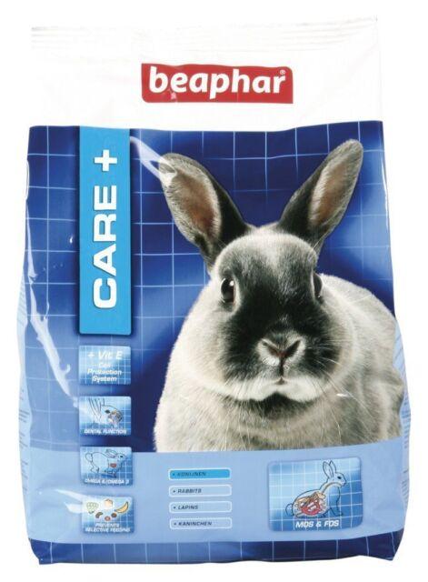 Beaphar Care + Adult Rabbit Food Dry Feed 1.5kg