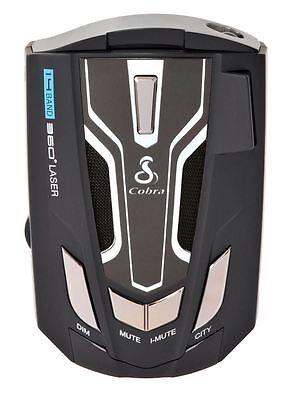 Cobra SPX 5500 14 Band Ultra-High Performance Radar/Laser Detector W Voice Alert