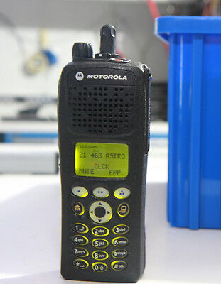 Motorola XTS2500 III UHF 380-470MHz Astro P25 XTS 2500 (BN) FPP w/tags