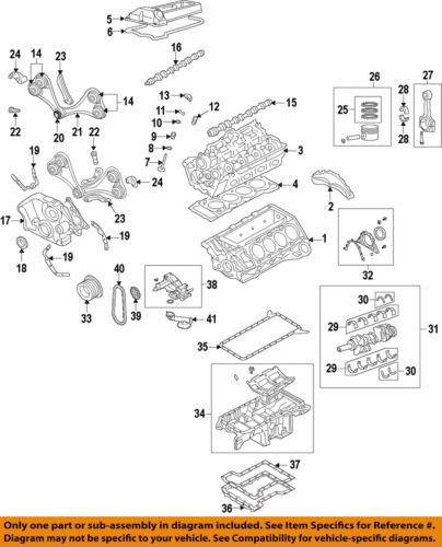 BMW OEM 08-11 X6-Engine Connecting Rod Bearing 11247548795
