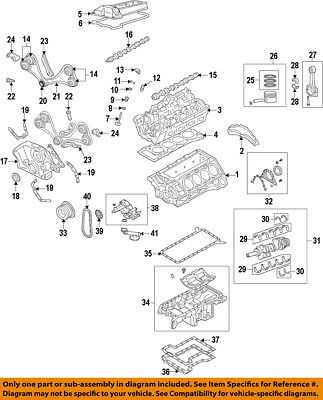 BMW OEM 13-16 M5-Engine Cylinder Head Gasket 11128008122