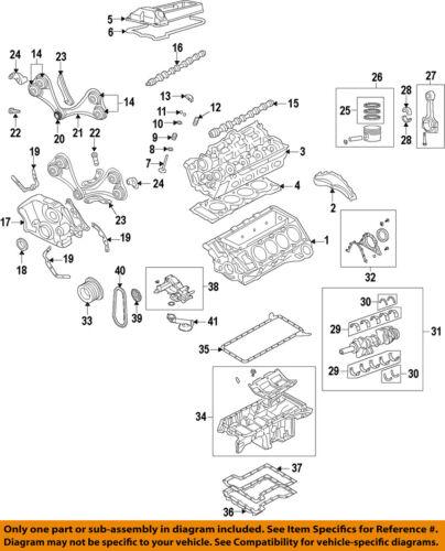 BMW OEM 11-17 X6-Engine Connecting Rod Bearing 11247617338