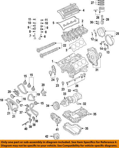 AUDI OEM 05-08 A6 Quattro-Camshaft Seal 06E109345A | eBayeBay