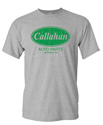 Callahan Auto Parts T Shirt   S To 6Xl   Tommy Boy Funny Humor