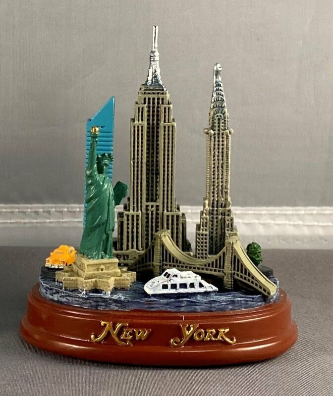 All in one attractions New York City  Landmarks Statue of Liberty, Empire State